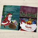 'Twas The Night Before Christmas' Personalised Book