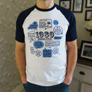 'Events Of 1980' 40th Birthday Gift T Shirt