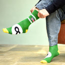 Racing Car Socks Available In Eight Colours