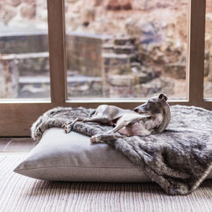 Luxury Mattress Style Dog Bed - dogs