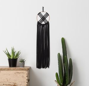 Contemporary Macrame Wall Hanging