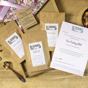 Six Month Tea Club Subscription - subscriptions