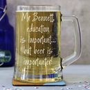 Teachers Personalised One Pint Stein Tankard