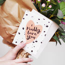 'I Really Love You' Card | A6