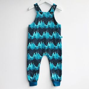 Mountain Organic Dungarees - clothing
