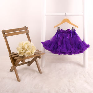 Deep Purple Pettiskirt Tutu