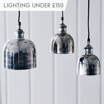 lighting under £150