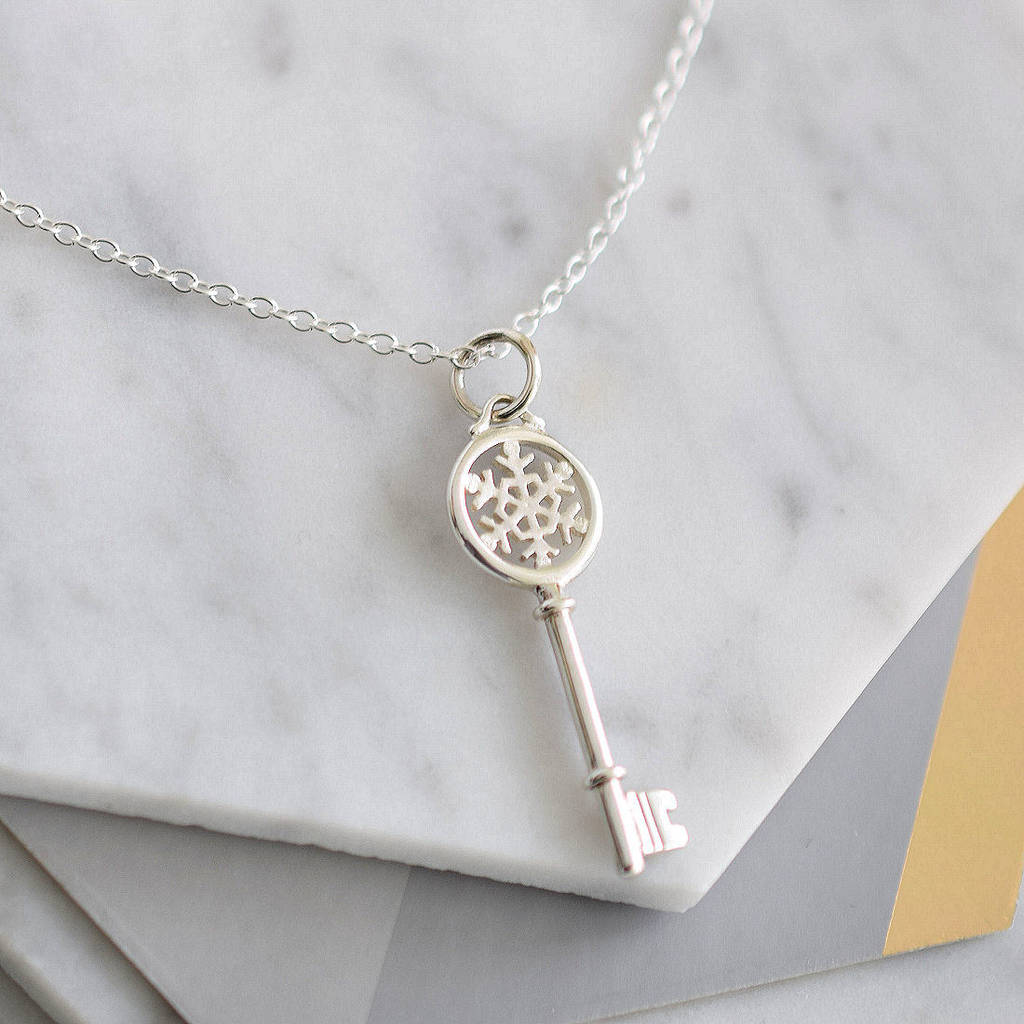 miabellejewellery original notonthehighstreet by belle mia com necklace key sterling product silver