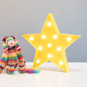 Vegas LED Star Light - children's lighting
