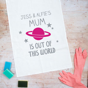 Out Of This World Tea Towel - kitchen accessories