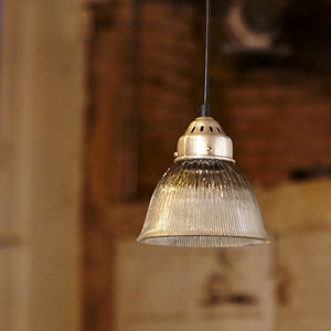 Da Gama Cup Glass Hanging Lamp - pendant lights