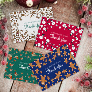 Christmas Thank You Cards 2017 - christmas sale