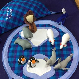 Fair Trade Arctic Play Set - arctic adventure
