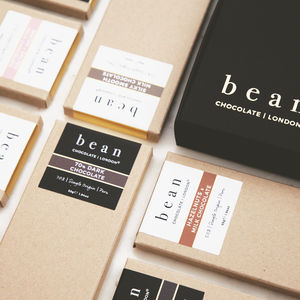 Bean Chocolate Subscription Club - diaries, stationery & books