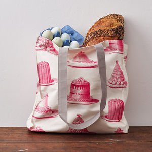 Jelly And Cake Tote Bag