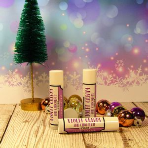 Christmas Lip Balms Choice Of Three Flavours
