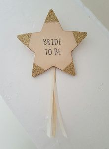 Personalised Hen Do Badge