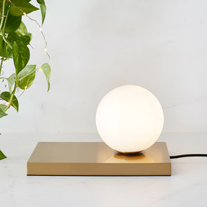 Brass Byron Table Lamp