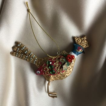Regal Pheasant Decoration