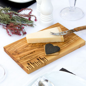 Personalised 'New Kitchen/Home' Serving Board - housewarming gifts