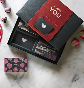 'I Love You' Chocolate Gift Pack