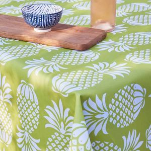 Pineapple Outdoor Tablecloth