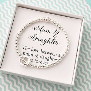 Mother And Daughter Bracelet
