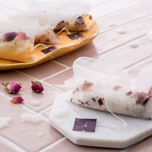 Mineral Bath Infusions Gift Collection - bathroom