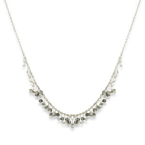Rough Diamond Drop Necklace - necklaces & pendants