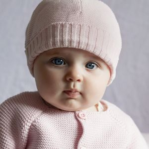 Baby Boys And Girls Knitted Hat - babies' hats