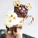 Chocolate Reindeer Milkshake Kit