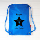 Child's Personalised Gym/Kit Bag