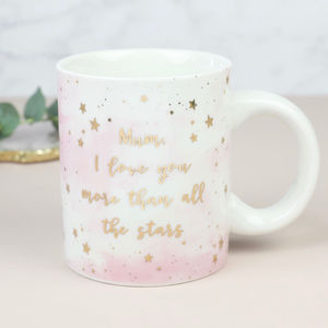 Ceramic 'Mum, I Love You' Mug - view all new