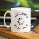 Personalised Buffering Mug