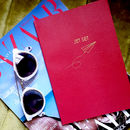 A5 Softcover 'Jet Set' Notebook