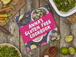 Personalised Gluten Free Cookbook - gluten free food gifts