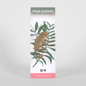 Hanging Plant Animal Decorations