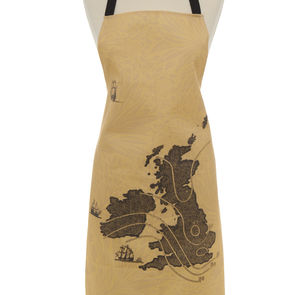 Ali Miller Home Sweet Home UK And Ireland Vintage Apron