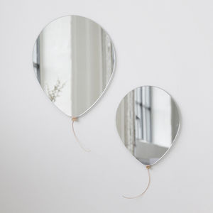 Balloon Mirror - what's new