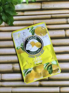 Lemon Sheet Face Mask - skin care