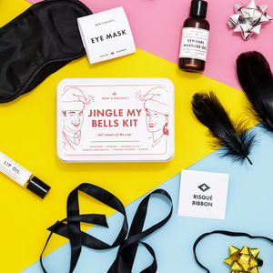 'Jingle My Bells' Lover's Romance Kit - health & beauty sale