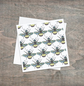 Bee Greeting Card - view all gifts