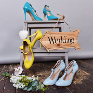 Kensington Wedding Shoes