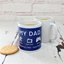 Personalised Iconic Man Mug