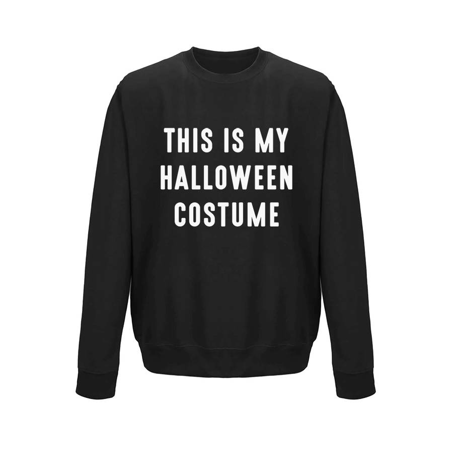 54cc0b9649a halloween costume  halloween unisex sweatshirt jumper by ellie ellie ...