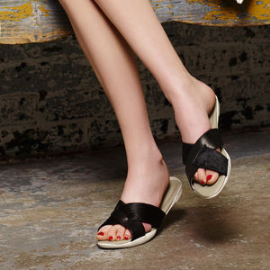 Charing Cross Leather Sandals