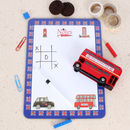 London Bus Magnetic Noteboard