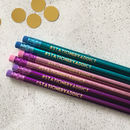 Stationery Addict Pencil Set