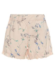 Valaia Floral Shorts - clothing