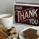 Thank You Tin Of Baked Treats
